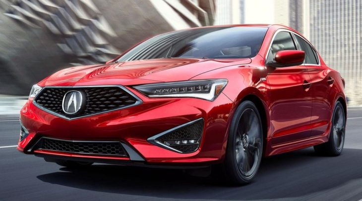01 2019 Acura ILX A Spec 730x406 at 2019 Acura ILX Is Slightly Better Than the Previous One