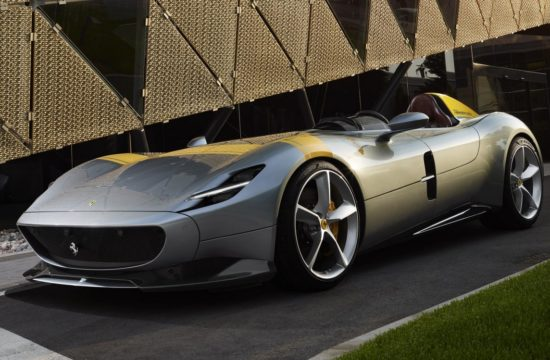 02 ferrari monza sp1 550x360 at Ferrari Monza SP1 and SP2 Launch the Icona Series