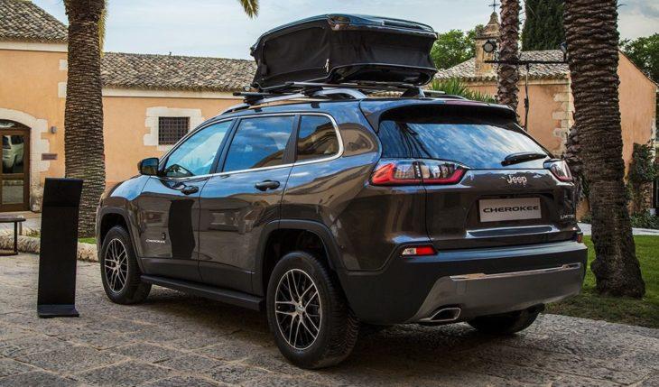 180913 Mopar Nuova Jeep Cherokee 03 730x429 at 2019 Jeep Cherokee Gets Moparized in Europe