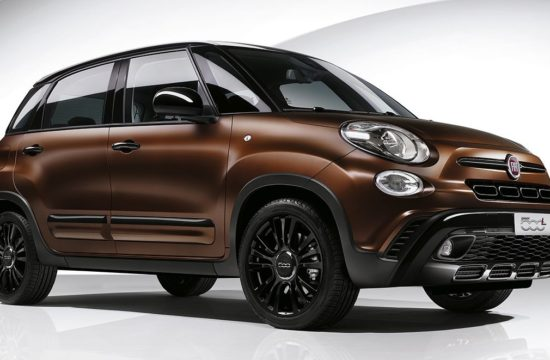 180919 Fiat 500L S Design 01 550x360 at 2019 Fiat 500L S Design Launches in the UK