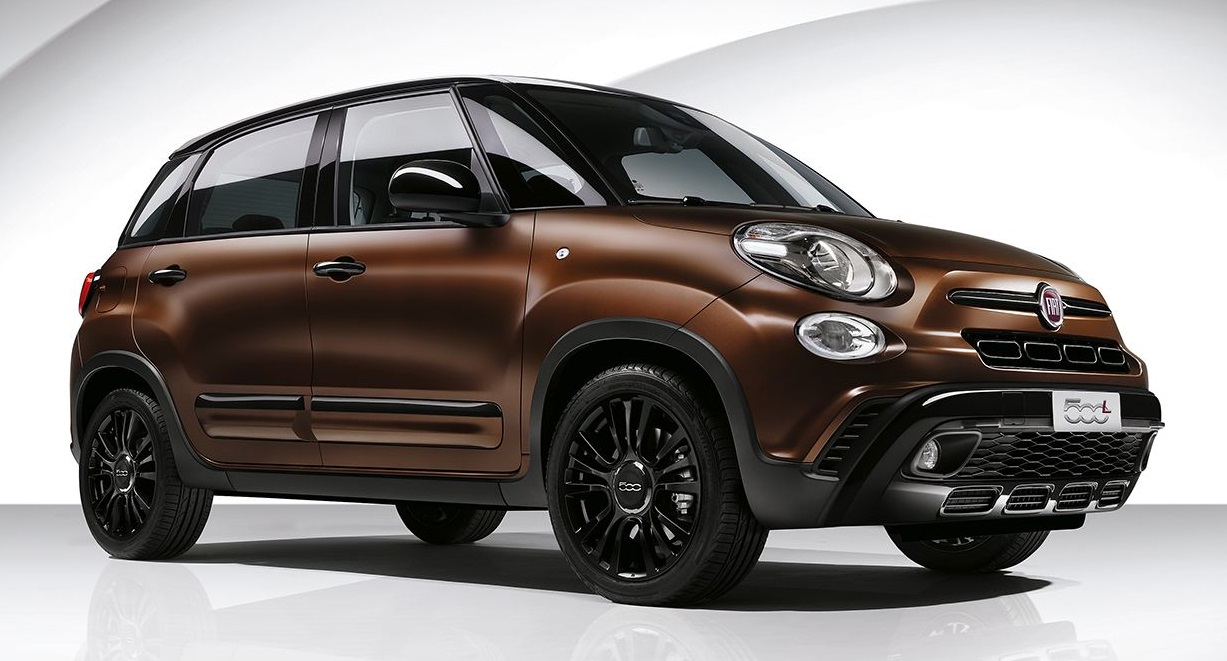 2019 Fiat 500l S Design Launches In The Uk Automotivetestdrivers