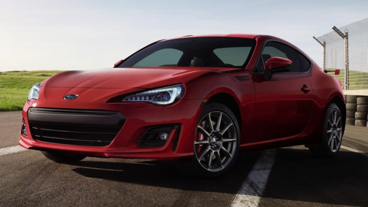 2019 Subaru BRZ Gets $200 Price Bump