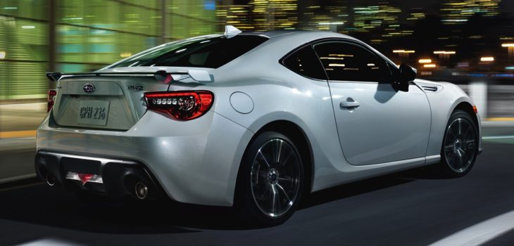 19MY BRZ  white 730x350 at 2019 Subaru BRZ Gets $200 Price Bump