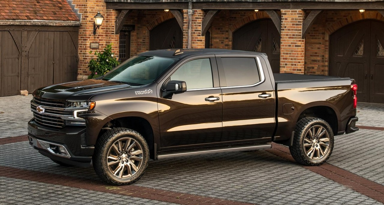 Wheels Texas Edition >> 2019 Chevrolet Silverado High Country Concept Is All About Options