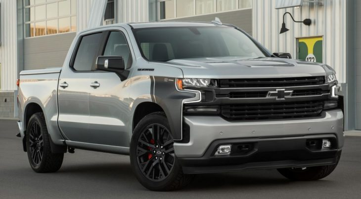 2018 SEMA Chevrolet Silverado RST Street Concept 010 730x403 at 2019 Chevrolet Silverado High Country Concept Is All About Options