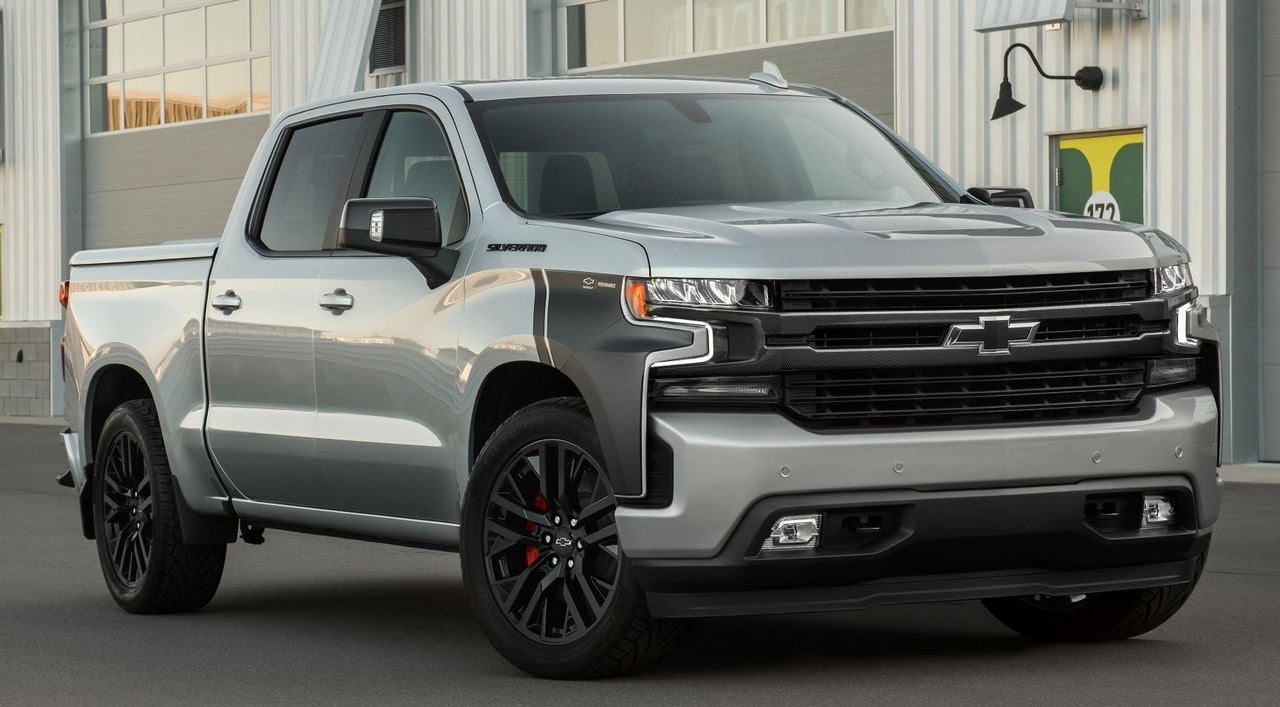 2019 Chevrolet Silverado High Country Concept Is All About ...