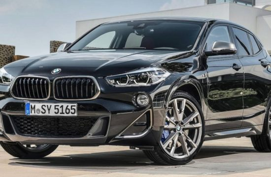2019 BMW X2 M35i 1 550x360 at 2019 BMW X2 M35i Revealed with 300 PS