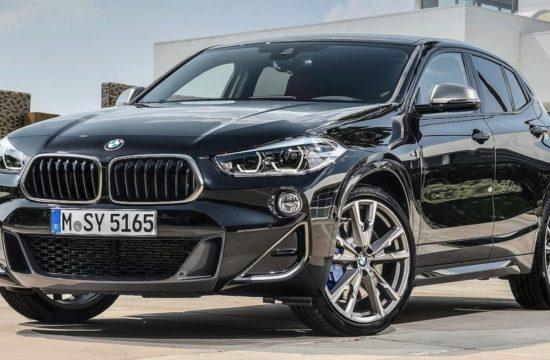 2019 BMW X2 M35i 1 550x360 at 2019 BMW X2 M35i Revealed with 300 PS