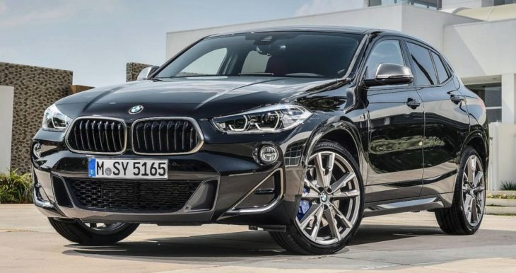 2019 BMW X2 M35i 1 730x386 at 2019 BMW X2 M35i Revealed with 300 PS