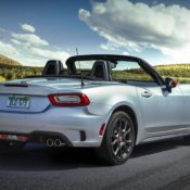 2019 Fiat 124 Spider Abarth 2 175x175 at 2019 Fiat 124 Spider Abarth Gets Juicy New Options