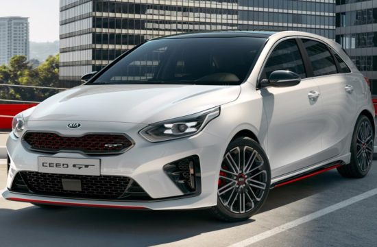 2019 Kia Ceed GT 1 550x360 at 2019 Kia Ceed GT Unveiled Ahead of Paris Debut