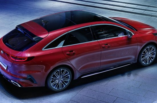 2019 Kia ProCeed 3 550x360 at 2019 Kia ProCeed Shooting Brake Looks Rather Excellent