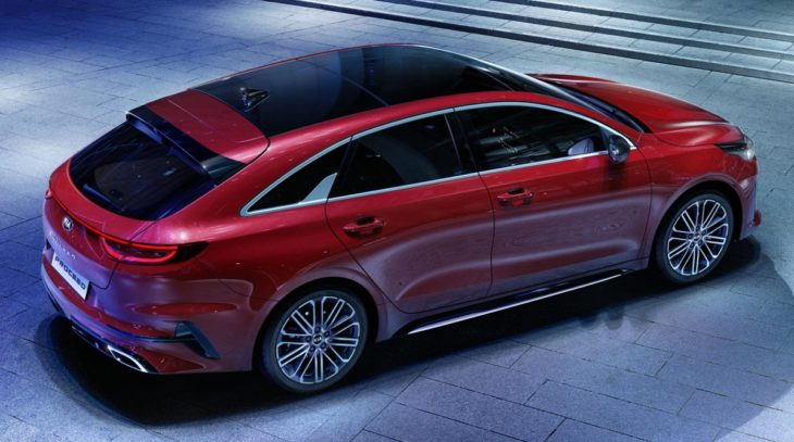 2019 Kia ProCeed 3 730x407 at 2019 Kia ProCeed Shooting Brake Looks Rather Excellent