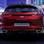 2019 Kia ProCeed 4 175x175 at 2019 Kia ProCeed Shooting Brake Looks Rather Excellent