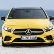 2019 Mercedes AMG A35 2 175x175 at 2019 Mercedes AMG A35 Unveiled with 306 Horsepower