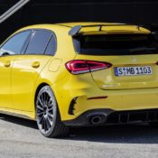2019 Mercedes AMG A35 3 175x175 at 2019 Mercedes AMG A35 Unveiled with 306 Horsepower