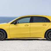 2019 Mercedes AMG A35 4 175x175 at 2019 Mercedes AMG A35 Unveiled with 306 Horsepower