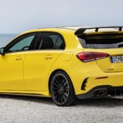 2019 Mercedes AMG A35 5 175x175 at 2019 Mercedes AMG A35 Unveiled with 306 Horsepower