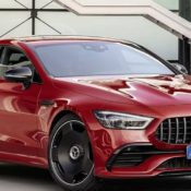 2019 Mercedes AMG GT 43 2 175x175 at 2019 Mercedes AMG GT 43 4 Door Pricing and Specs