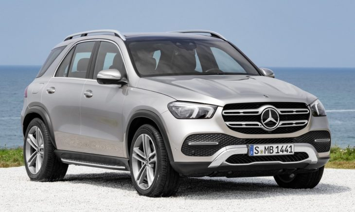 2019 Mercedes GLE 1 730x436 at 2019 Mercedes GLE   The Great Grandchild of the M Class