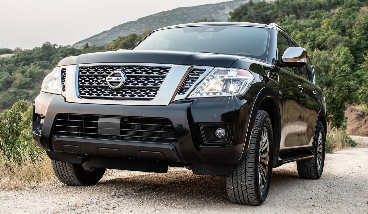 2019 Nissan Armada: Updates, Design, Specs >> 2019 Nissan Armada Msrp And Specs