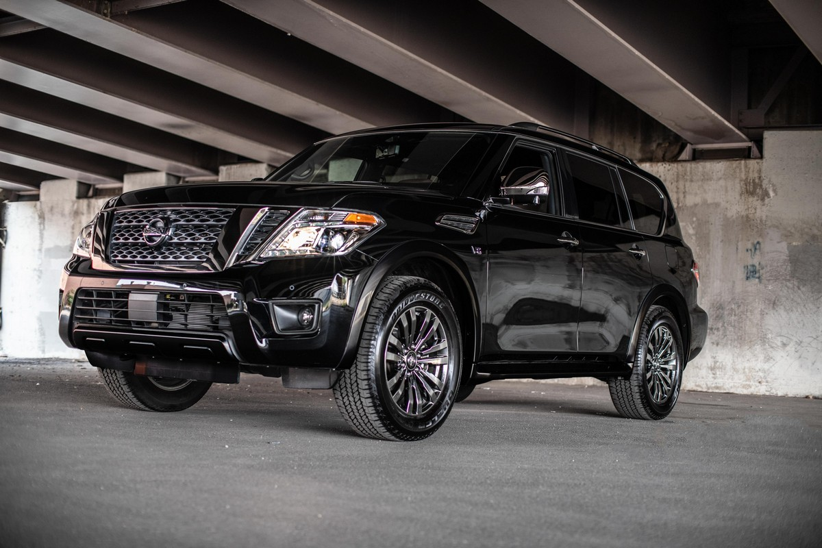 2019 Nissan Armada - MSRP and Specs