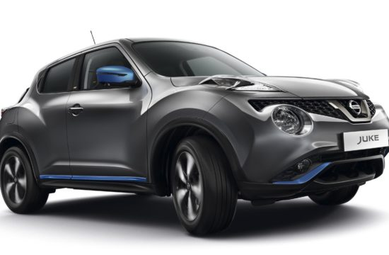 2019 Nissan Juke UK 1 550x360 at 2019 Nissan Juke Hits UK Market with Slight Enhancements