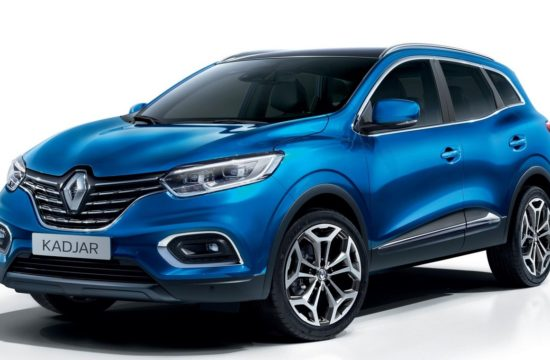 2019 Renault Kadjar 1 550x360 at 2019 Renault Kadjar Revealed with New Dynamic Design
