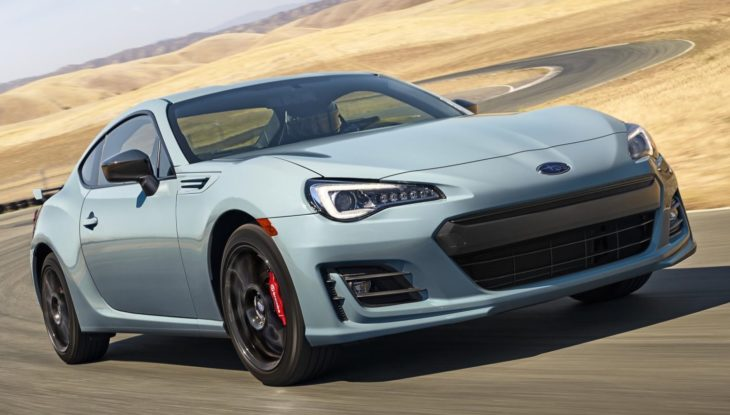 2019 Suabru BRZ series.gray 1 730x415 at 2019 Subaru BRZ Gets $200 Price Bump