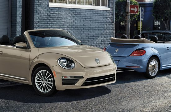 2019 VW Beetle Final Edition 2 550x360 at 2019 VW Beetle Final Edition Marks the End of Production