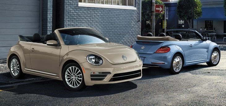 2019 VW Beetle Final Edition 2 730x343 at 2019 VW Beetle Final Edition Marks the End of Production