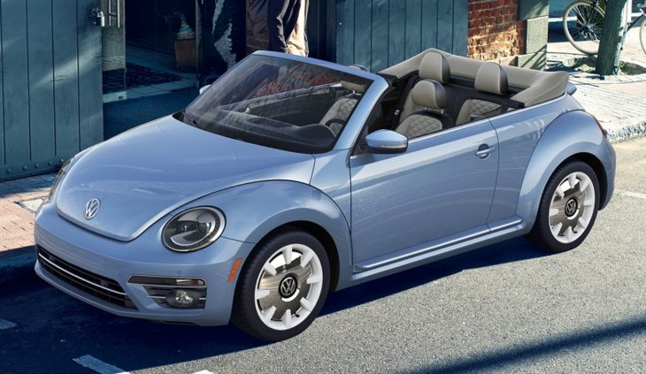 2019 VW Beetle Final Edition 4 730x423 at 2019 VW Beetle Final Edition Marks the End of Production