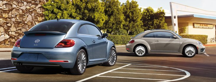 2019 VW Beetle Final Edition 5 730x278 at 2019 VW Beetle Final Edition Marks the End of Production