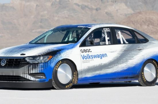 2019 VW Jetta Sets a Bonneville 1 550x360 at 2019 VW Jetta Sets a Bonneville Speed Record