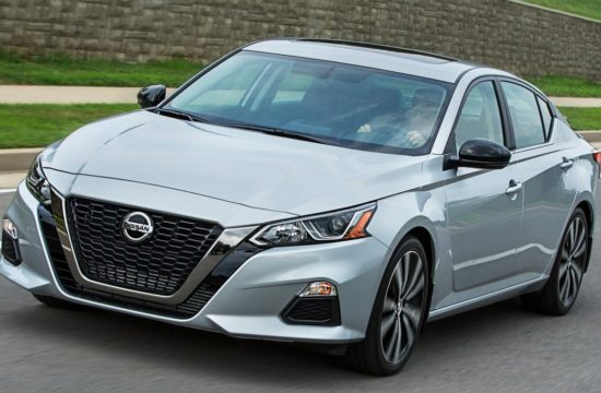 2019 Nissan Altima 1 550x360 at 2019 Nissan Altima Priced from $23,750 in U.S.