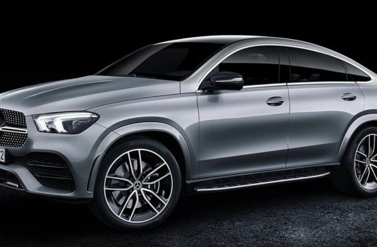 2020 Mercedes GLE Coupe 1 550x360 at 2020 Mercedes GLE Coupe Will Look Like This