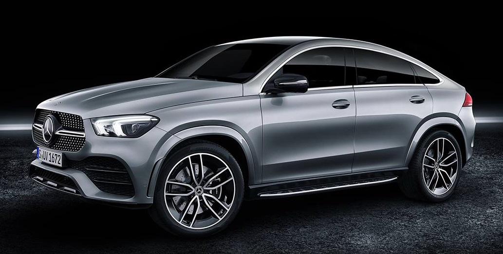 2020 Mercedes Gle Coupe Will Look Like This