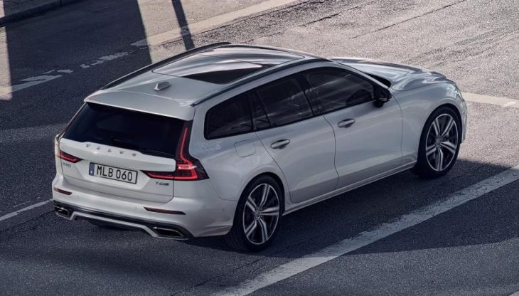 2019 Volvo V60 R Design Launches With 163 35 410 Price Tag