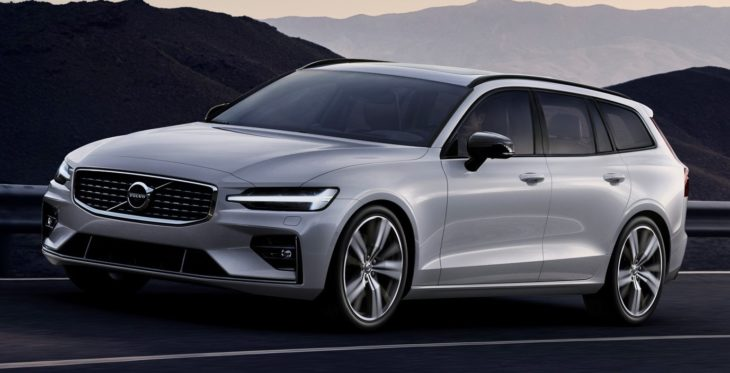231027 New Volvo V60 R Design 730x373 at 2019 Volvo V60 R Design Launches with £35,410 Price Tag