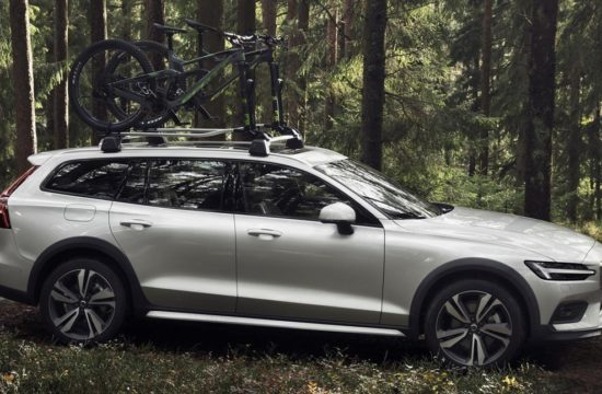 238219 New Volvo V60 Cross Country exterior 550x360 at 2019 Volvo V60 Cross Country Unveiled with Rugged Looks