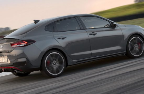 All New Hyundai i30 Fastback N 9 550x360 at 2019 Hyundai i30 Fastback N Revealed Ahead of Paris Debut