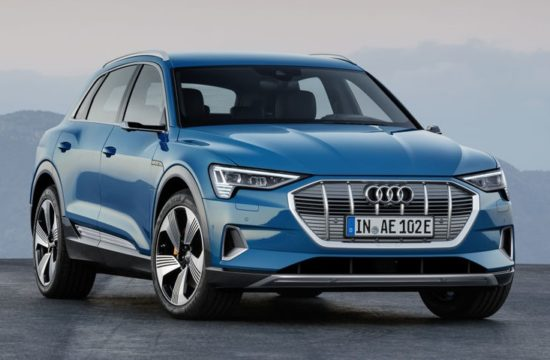 Audi e tron Electric SUV 1 550x360 at Audi e tron Electric SUV Unveiled with 79,900 EUR Price Tag