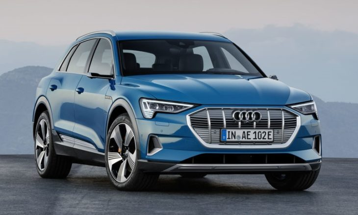 Audi e tron Electric SUV 1 730x438 at Audi e tron Electric SUV Unveiled with 79,900 EUR Price Tag