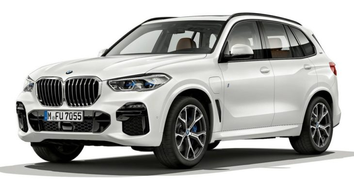 BMW X5 xDrive45e iPerformance 1 730x379 at Official: 2019 BMW X5 xDrive45e iPerformance