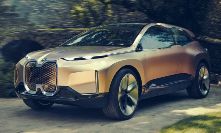 BMW iNEXT 7 730x441 at BMW iNEXT Futuristic Crossover Unveiled