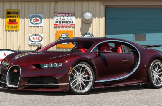 Bugatti Chiron ANRKY Wheels 0 550x360 at Bugatti Chiron Looks Extra Special on ANRKY Wheels