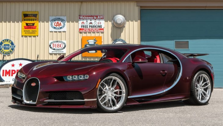 Bugatti Chiron ANRKY Wheels 0 730x413 at Bugatti Chiron Looks Extra Special on ANRKY Wheels