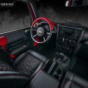Carlex Design Jeep Wrangler 3 175x175 at Carlex Design Jeep Wrangler Is Unique Inside and Out