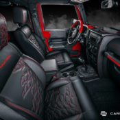 Carlex Design Jeep Wrangler 7 175x175 at Carlex Design Jeep Wrangler Is Unique Inside and Out