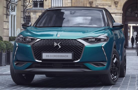 DS 3 CROSSBACK 1 550x360 at DS3 Crossback Is Unusual, But Fascinating